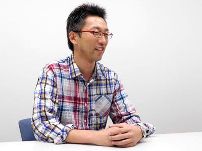 加藤勝也さん