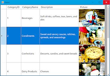 同じクラスライブラリを利用しているWindows Formsアプリ