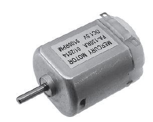 図2.10 DCモーター