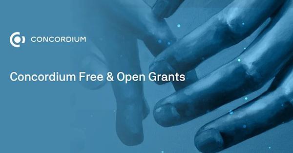 Concordiumブロックチェーン、開発者へ最大2万米ドルを提供する助成金プログラムを発表